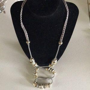 Chico's drop necklace